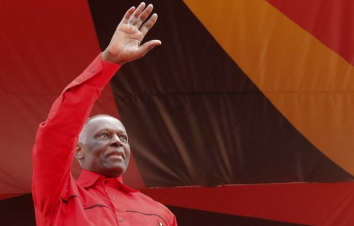 Jose Eduardo dos Santos has stepped down as president of Angola but the country's political system hasn't been overhauled.