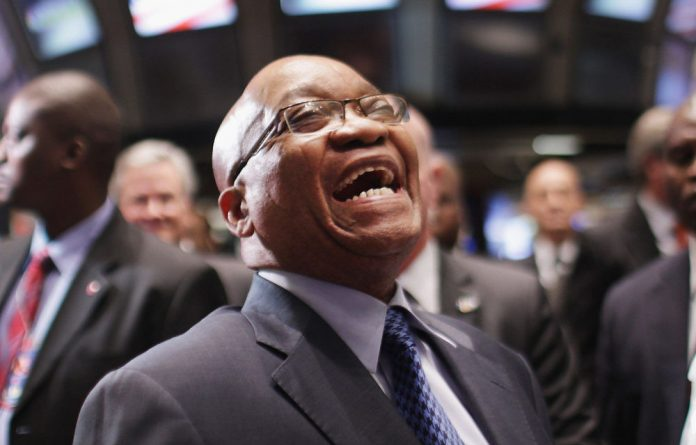 President Jacob Zuma has officially received the Census 2011 results in a ceremonial handover