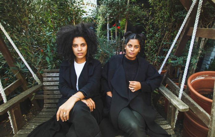 Back to their roots: Twins Lisa-Kaindé and Naomi Diaz