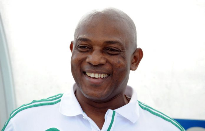 Stephen Keshi led Nigeria to this year's African Cup title.
