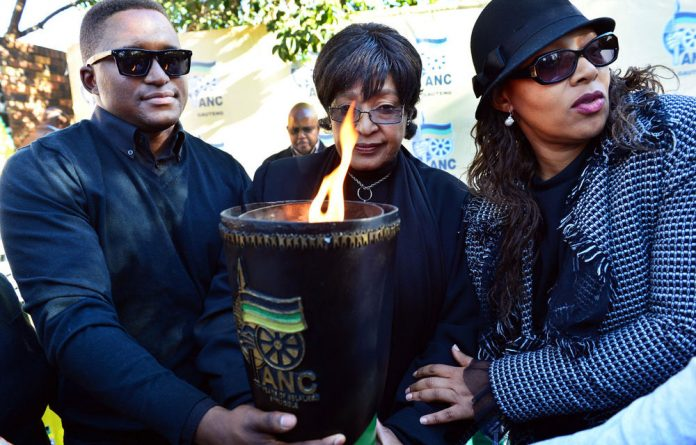 Winnie Madikizela-Mandela has lashed out at what she calls the ANC's apparent disregard for the Mandela family.