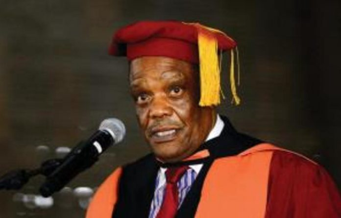 For Mokgoro to be sworn in as premier on Friday