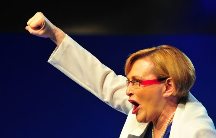 Is Zille's behaviour putting Maimane's leadership to the test?