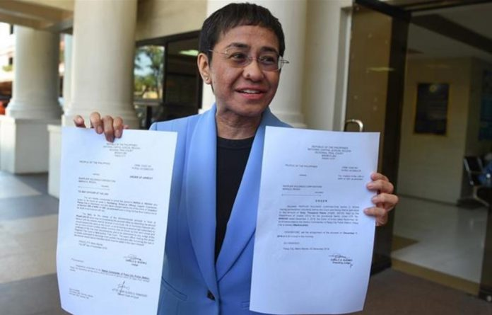 The arraignment of one of the tax evasion cases against Ressa and Rappler is set on Friday