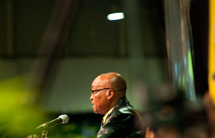 President Jacob Zuma has called for a cleansing ceremony for South Africa.