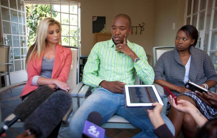 The DA's national spokesperson Mmusi Maimane