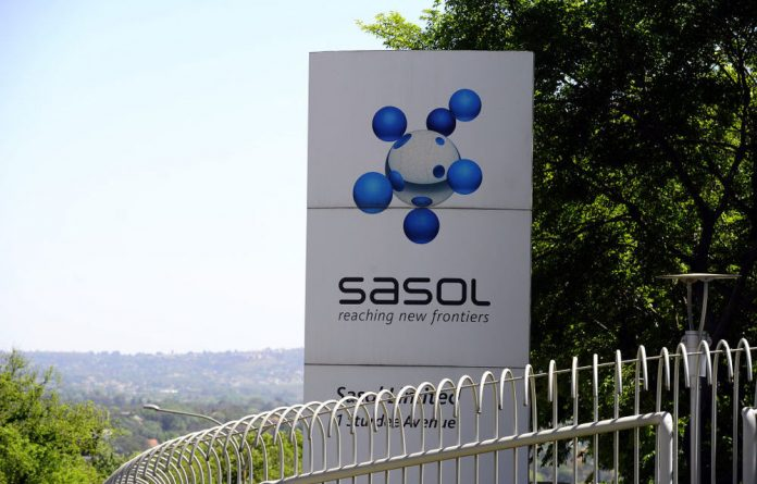 Sasol intends to remove residents to build a petrochemical plant.