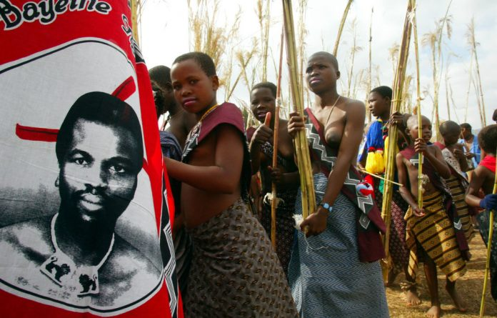 The ANC has called for Swaziland to be
