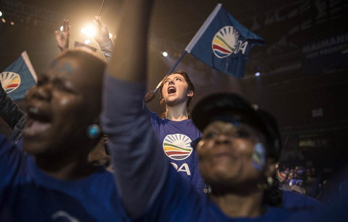 """What the ruling party itself calls """"the sins of incumbency"""" will result from DA rule as much as the ANC's."""