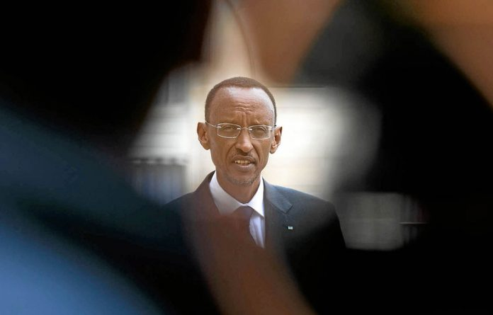 Rwanda's President Paul Kagame has long been a darling of the United States and the United Kingdom but this is now slowly changing.