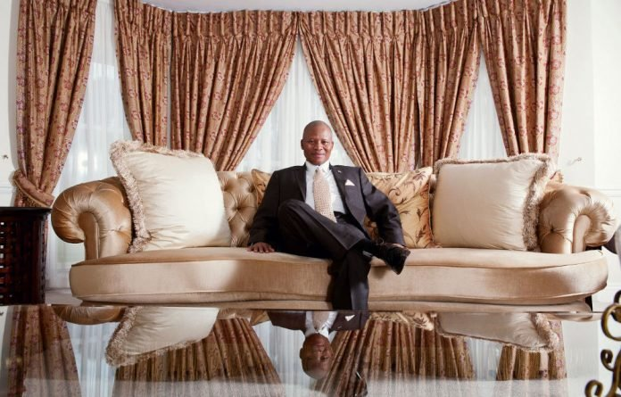 Chief Justice Mogoeng Mogoeng says his 'total submission to Jesus Christ is not the antithesis of blind justice'.