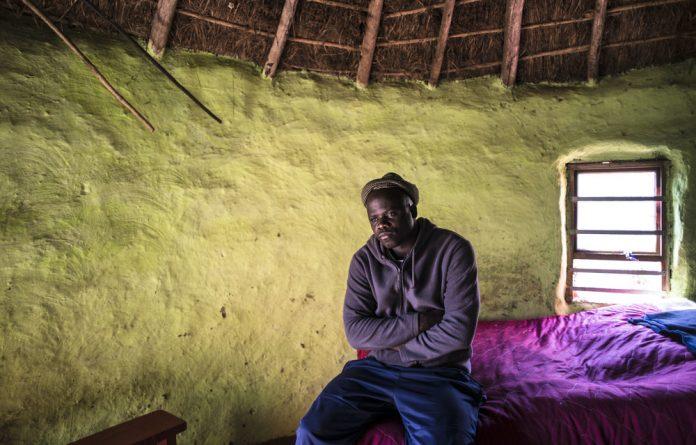 Khetekile Nonyawo is the headman of Jonga village