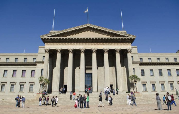 Just over half of Wits University's income is from student fees and state subsidies. Management says the state should allocate it more funds so it can afford to reduce 2016 fee increments.