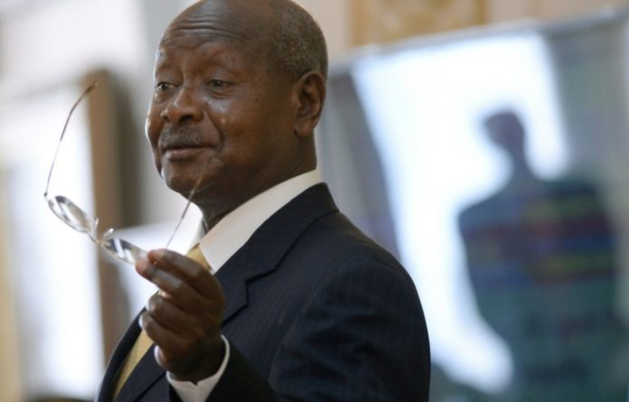 Museveni last week had defended the move