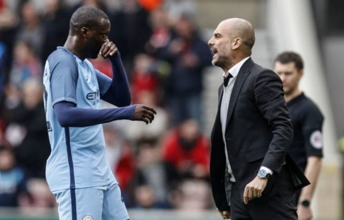 Yaya Touré has slammed Manchester City manager Pep Guardiola for 'having problems with Africans wherever he goes'.