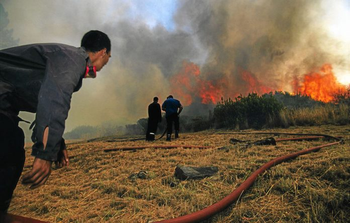 The Advanced Fire Information System uses satellite technology to warn of actual and impending fires.