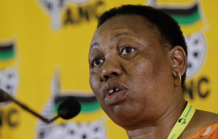 Basic Education Minister Angie Motshekga has taken flak for her self-assessment of a near perfect score of her performance in her portfolio.