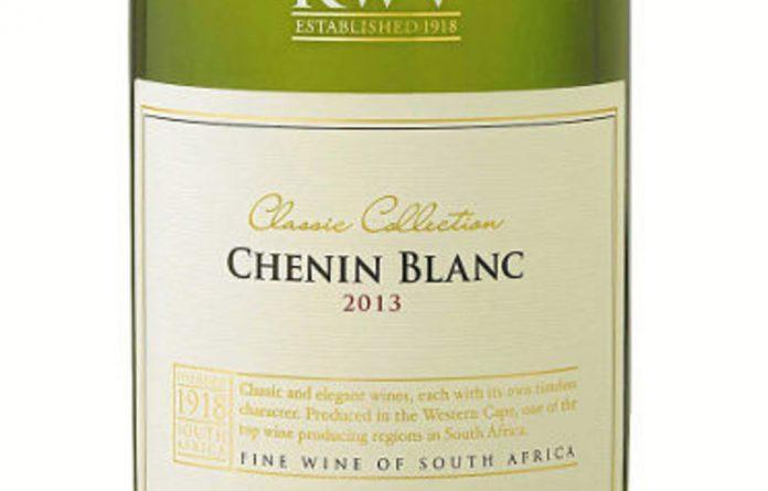 Elegant and fresh: KWV Classic Collection Chenin Blanc.
