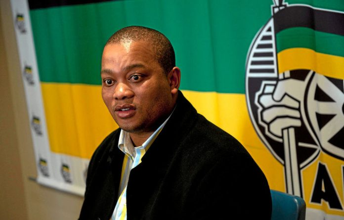 ANC Western Cape secretary general Songezo Mjongile.