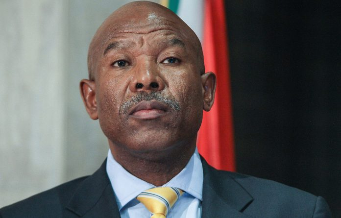 Lesetja Kganyago noted the rising inflation trajectory.