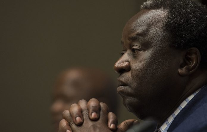 "Mboweni said Sanral must ""reverse that decision immediately""."