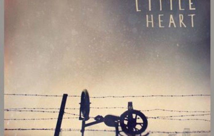 'Little Heart' album cover.