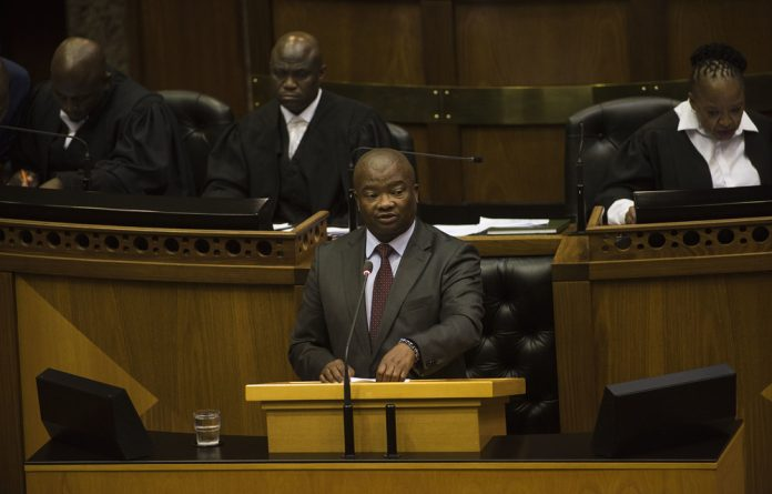 Bantu Holomisa has called for the suspension of all unlisted investments at the PIC.
