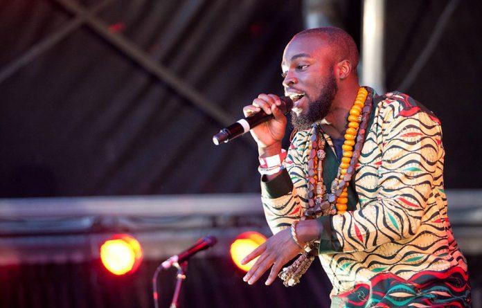 Internationally acclaimed Ghanaian musician