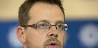 AfriForum deputy CEO Ernst Roets.