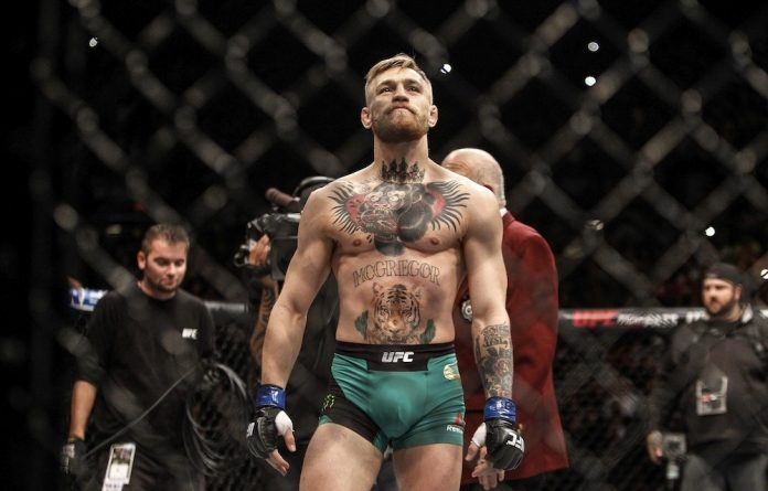 McGregor's decision comes after a troubled few weeks for the Irish fighter.