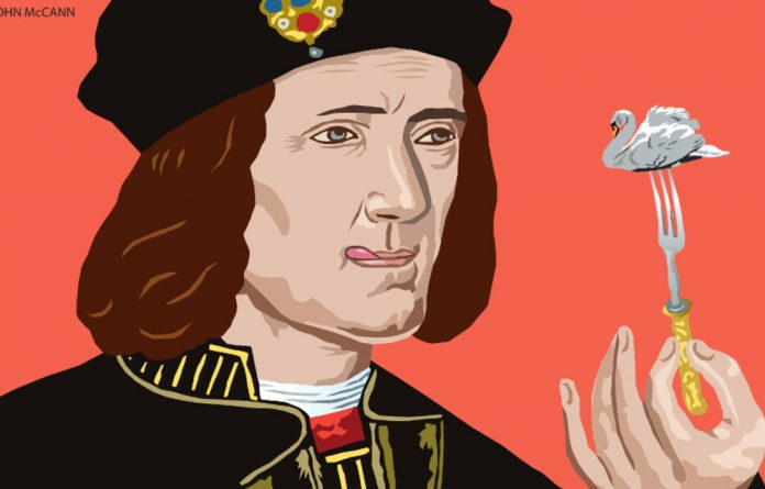 After the remains of King Richard III were recently disinterred