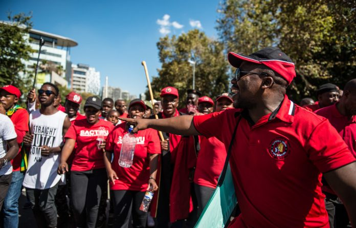 Numsa's legal counsel Advocate Nazeer Cassim argued that the signing of the IPPs could be viewed as a form of economic looting.