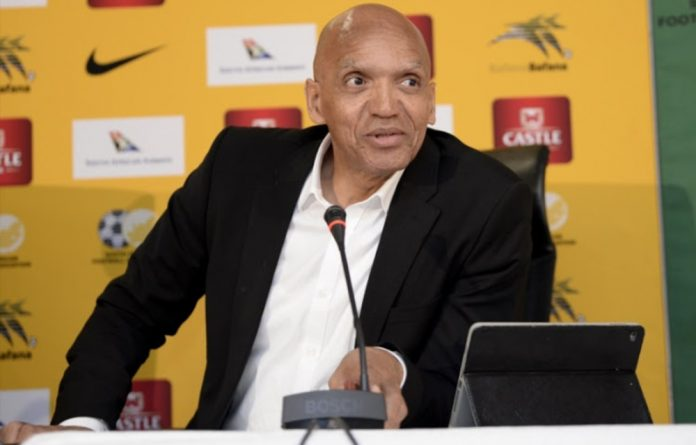 SABC CEO Dennis Mumble has questioned the SABC's commitment to South Africa to broadcast national games when Bafana Bafana and Banyana Banyana play.