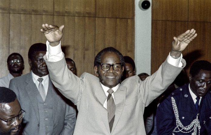 Hands-on: Former ANC president Oliver Tambo