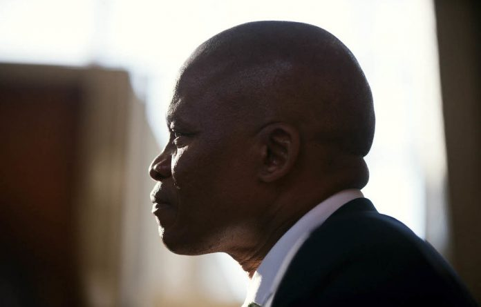Chief Justice Mogoeng Mogoeng recently exhibited courageous and principled leadership.
