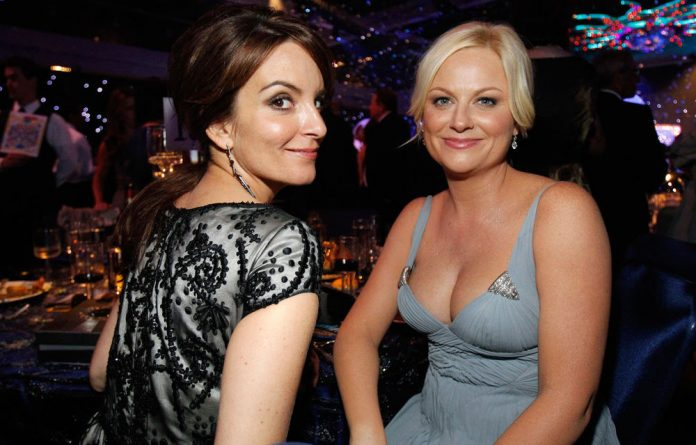 Tina Fey and Amy Poehler are teaming up to host this year's Golden Globes