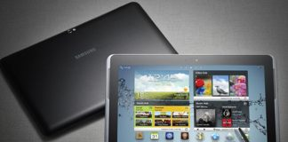 The 10.1-inch Galaxy Note from Samsung is thinner and lighter than the iPad.
