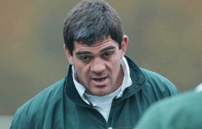 Former Springbok coach Nick Mallett.