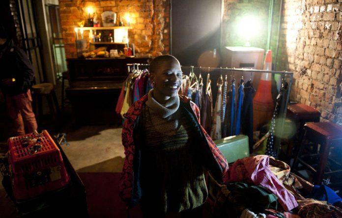 Rag traders: Nomahlubi Mtimkhulu runs Egonsthini