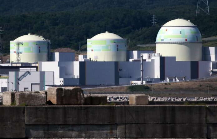The Hokkaido Electric Power's Tomari nuclear power station at Tomari village. Japan switched off its last working nuclear reactor on May 5 2012 leaving the country without atomic-generated electricity.