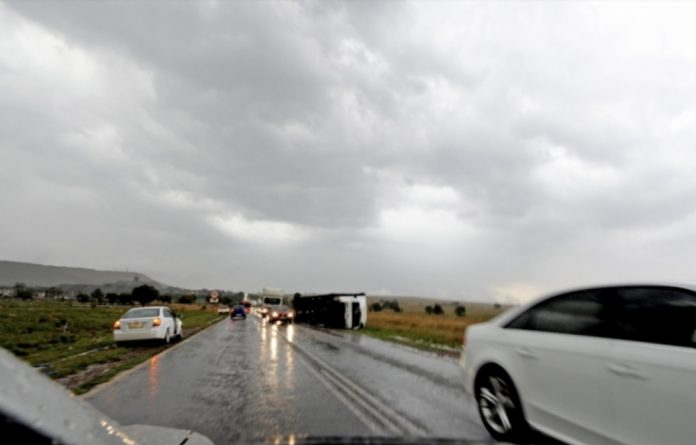 Thursday's storm caused extensive damage to property in Soshanguve and Mamelodi