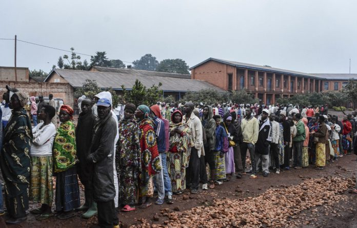 Backslide: Burundi's new Constitution has only fortified President Pierre Nkurunziza's stranglehold over the country.