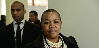 Claim to fame: Ntombi Msiza