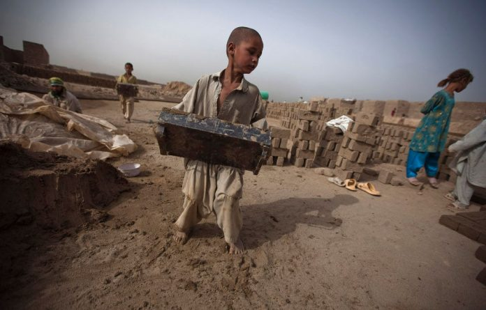 The Global Slavery Index report estimates that there are at least 29.8-million people living in slavery.
