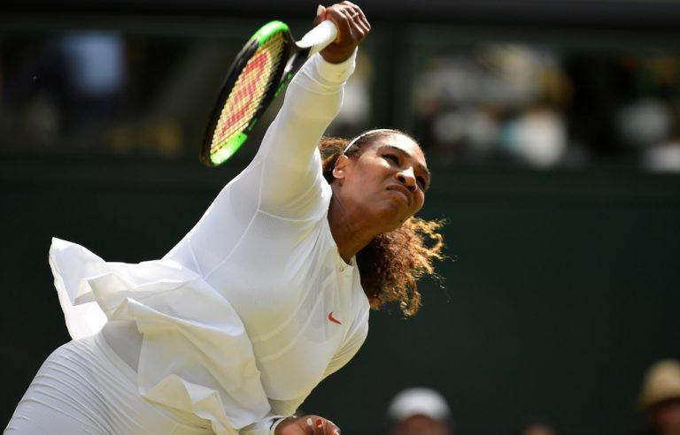 Serena Williams claims discrimination over drug tests