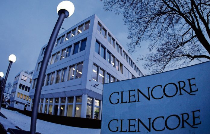 Swiss commodities trader Glencore says its business is still robust and it has strong lines of credit.