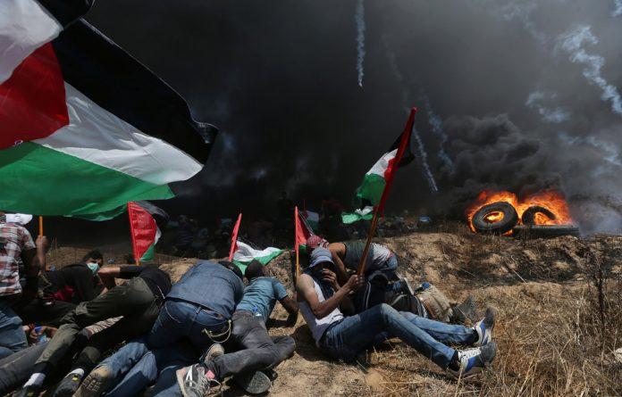 (Ibraheem Abu Mustafa/Reuters)