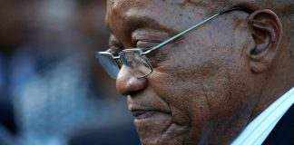 Zuma thought the court erred by holding him personally liable for the legal costs
