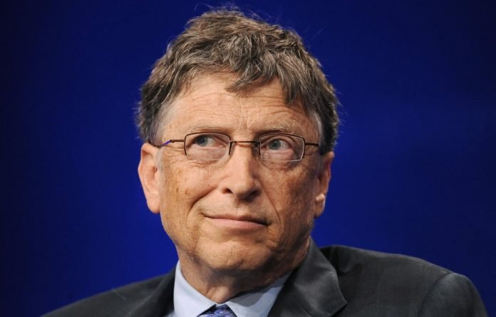 Bill Gates at the 2013 Milken Institute Global Conference.