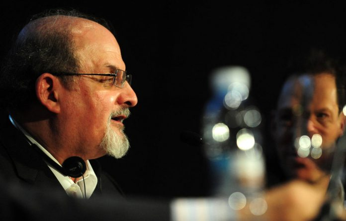 Writer Salman Rushdie is the subject of an Iranian computer game titled 'The Stressful Life of Salman Rushdie and Implementation of his Verdict'.